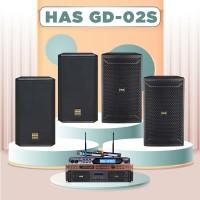 Dàn karaoke HAS 4.0 GD02S