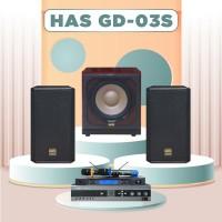 Dàn karaoke HAS 4.0 GD03S
