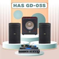Dàn karaoke HAS 4.0 GD05S