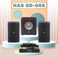 Dàn karaoke HAS 4.0 GD06S