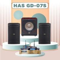 Dàn karaoke HAS 4.0 GD07S