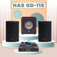 Dàn karaoke HAS 4.0 GD11S