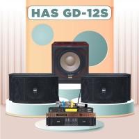 Dàn karaoke HAS 4.0 GD12S