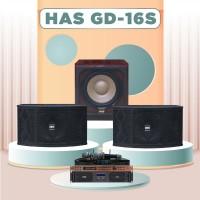 Dàn karaoke HAS 4.0 GD16S
