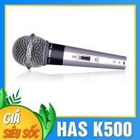 Micro có dây HAS K500