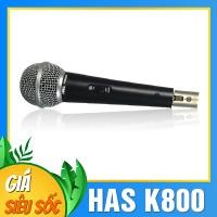 Micro có dây HAS K800