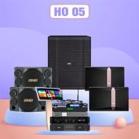 Dàn karaoke cao cấp HO 05