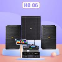 Dàn karaoke cao cấp HO 06