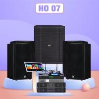 Dàn karaoke cao cấp HO 07