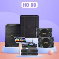 Dàn karaoke cao cấp HO 09
