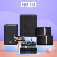 Dàn karaoke cao cấp HO 10