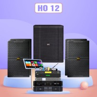 Dàn karaoke cao cấp HO 12