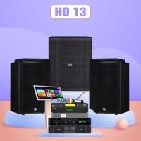 Dàn karaoke cao cấp HO 13