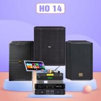 Dàn karaoke cao cấp HO 14