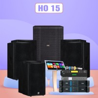 Dàn karaoke cao cấp HO 15