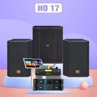 Dàn karaoke cao cấp HO 17