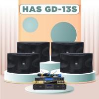 Dàn karaoke HAS 4.0 GD13S