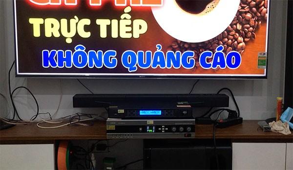 Bộ dàn karaoke HAS sử dụng amply số gia đình anh Văn Anh - Mỗ Lao
